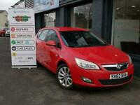 2012 Vauxhall Astra 1.6 ACTIVE 5d 113 BHP Hatchback Petrol Manual