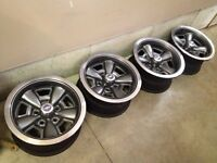 Chevelle rally wheels