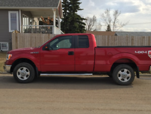 2012 Ford F-150 4x4 Supercab - Low Mileage
