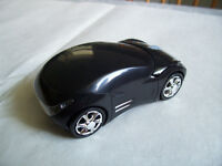 2.4GHz Wireless Car Mouse - New