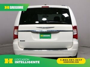 2012 Chrysler Town And Country Touring-L DVD CUIR TOIT NAV MAGS