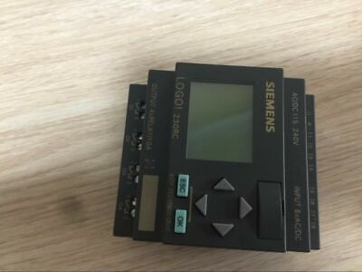 1pc Used Siemens Logo 6ed1052-1fb00-0ba6 Tested Sie