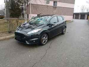 2014 Ford Fiesta ST 1.6 Turbo