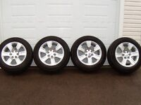 ** Brand new GM rims and tires for sale **