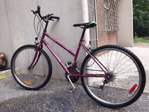 Two lady's Supercycle comfortable bike No.4 A&B