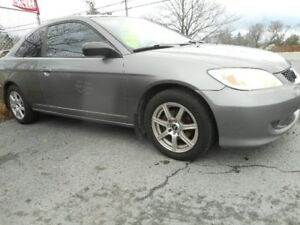 2005 Honda Civic tax included Coupe (2 door)