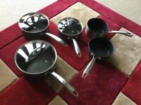 Set of pans - good quality