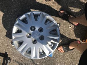 """Honda 15"""" hubcaps"""