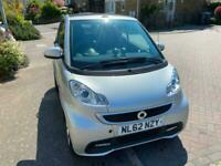 2012 smart fortwo cabrio CDI Passion 2dr Softouch Auto [2010] CONVERTIBLE Diesel