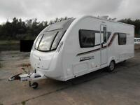 Swift Corniche 18/4 One Owner Luxury 4 Berth Used Caravan for Sale