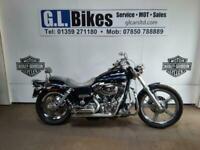 Harley-Davidson FXDWG3 SCREAMIN EAGLE CVO LIMITED EDITION 12 MONTHS WARRANTY