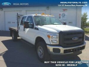 2013 Ford F-350 Chassis Cab