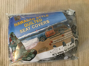 BUCKET SEAT COVERS -- Made in Hawaii