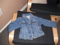 OLD NAVY SIZE S JEAN JACKET