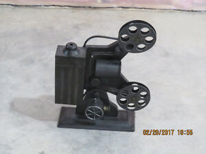 Movie projector decoration