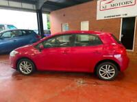 TOYOTA AURIS 1.6 PETROL 1 2 MONTH MOT 1 owner from new