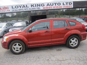 2008 Dodge Caliber CERTIFIED & ETSETED Hatchback