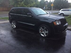 2009 Jeep Grand Cherokee SRT 8 for sale or trade for Porsche 911