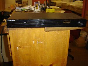 Used Samsung dvd player Hd  for sale Regina Regina Area image 1