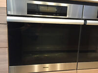 New Miele Oven