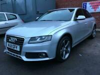 Audi A4 2.0 Tdi 2011 Teknik very Full service history cheapest on the net any px