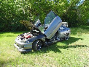 Custom 1993 Honda Civic Coupe (2 door)