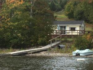 Cozy Lakeside Cottage, Lochaber Lake, Antigonish Co, Nova Scotia