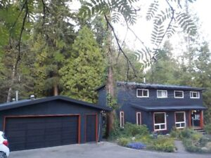 2.1 Acre with 6br house+dbl,Garage -in South Surrey