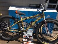 SE 2018 26inch Blocks Flyer Bike Camo - £450 **Collection from Romford, RM1, Essex**