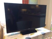 "Samsung 31.5"" flat screen LED TV"