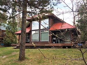 Gated Shuswap Highlands!  East Barriere Lake Waterfront..!