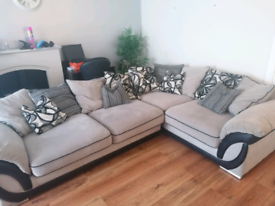 SOLD!!! Pending collection Corner Sofa