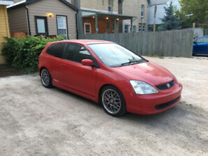 *SAFETIED* JDM 2002 Honda Civic EP3 TYPE-R