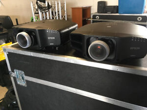 High out put projectors for sale