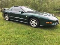 1996 Pontiac Firebird Trans-am T-Top 5.7 V8 4 Speed Auto American Muscle Car