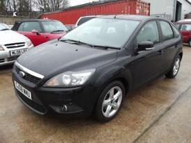 Ford Focus 1.6 ( 100ps ) 2008.25MY Zetec 5 DOOR HATCH ONLY 77,000 MILES