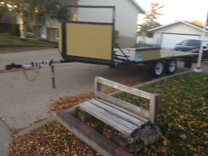 Sled/Trailer Package
