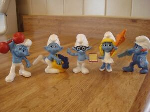 17 Smurf Collection