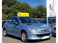 2005 Peugeot 206 1.4 8v SE 5dr