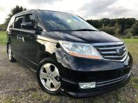 FRESH IMPORT HONDA ELYSION PRESTIGE V6 V-TEC AUTO DVD CAMERA LEATHER HEATED SEAT