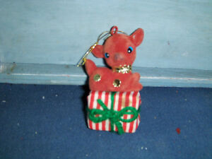 VINTAGE CHRISTMAS TREE DECORATION-JAPAN-1950/60'S-COLLECTIBLE!