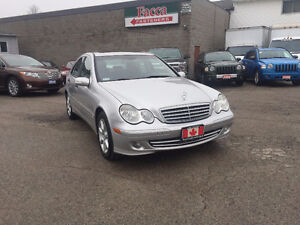 2005 MERCEDES  AWD LIMITED LEATHER SUNROOF CERTIFIED & E-TEST