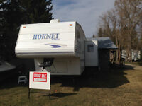 "2004 Hornet 5th Wheel ""May Long Weekend is coming soon"""