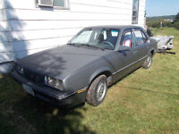 87 cavalier for sale.