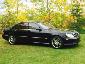 2005 Mercedes-Benz 500-Series S 500 Sedan