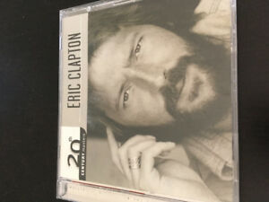 Eric Clapton CD 20th Century Masters