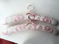 Laura Ashley Fabric Hangers