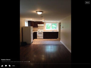 2 bedroom, recently renovated, close to MUN AND CNA