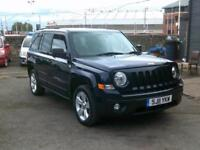 Jeep Patriot 2.2 CRD sport