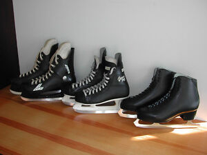 Hockey Skates. $15.00 a pair ! Perfect condition !
